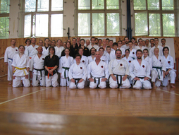 Gruppenfoto Summer Budo Camp 2017